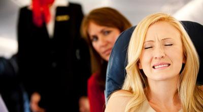 vaincre sa peur de prendre l'avion