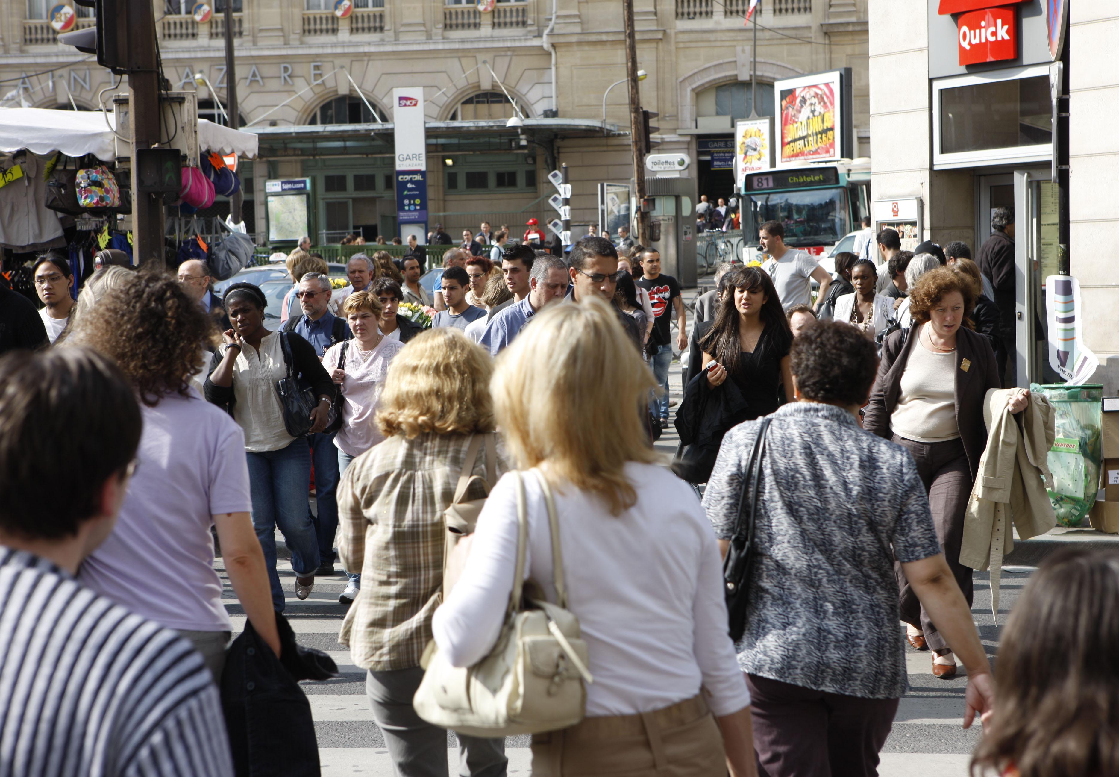 Les symptômes de la phobie de la foule