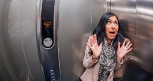 L'hypnose un remède naturel à la phobie de l'ascenseur